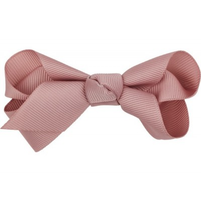 Everneed Vilja Small Bow Hair Clip Antique Rose 1 st