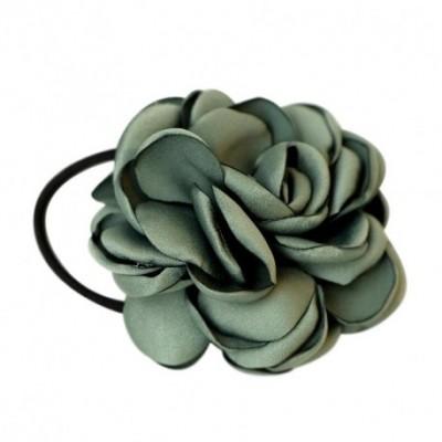 Everneed Kamilla Flower Hair Elastic Green 1 pcs