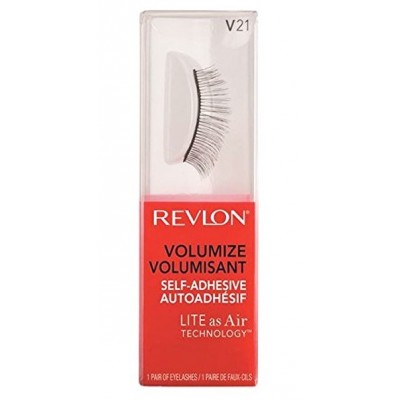 Revlon Volumize False Eyelashes V21 Selbstklebend 1 Paar