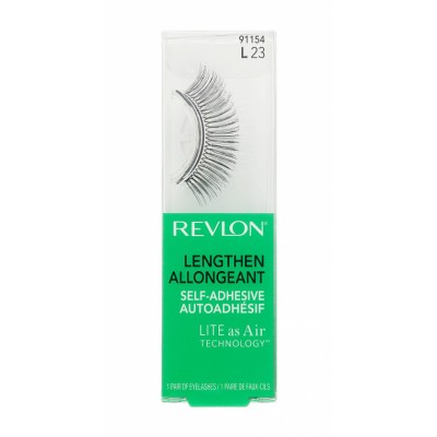 Revlon Lengthen False Eyelashes L23 Selbstklebend 1 Paar