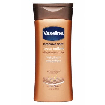 Vaseline Intensive Care Cocoa Radiant Body Lotion 200 ml