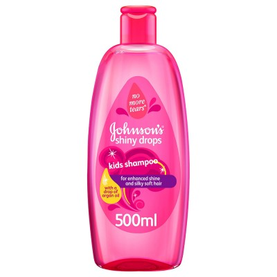 Johnson's Kids Shampoo Shiny Drops 500 ml