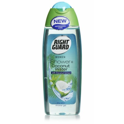Right Guard Coconut Water Shower Gel 250 ml