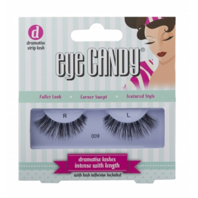 Eye Candy Dramatise False Lashes 009 1 pari