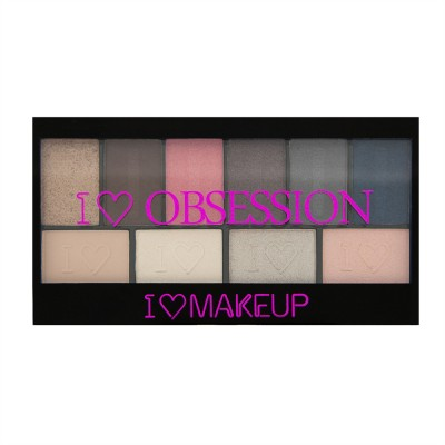 I Heart Makeup Obsession Palette Paris 17 g