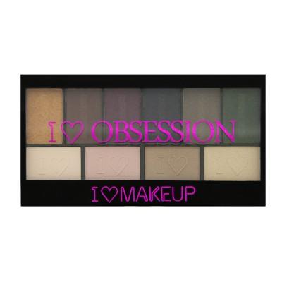 I Heart Makeup Obsession Palette West End Girls 17 g