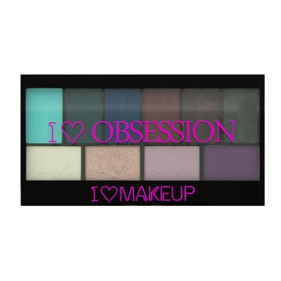 I Heart Makeup Obsession Palette Wild Is The Wind 17 g