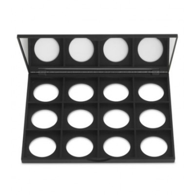 Makeup Obsession Palette Large Luxe Total Matte Obsession 1 kpl