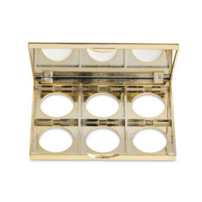 Makeup Obsession Palette Medium Luxe Gold Obsession 1 kpl
