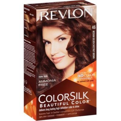 Revlon Colorsilk Permanent Haircolor 46 Medium Golden Chestnut Brown 1 kpl