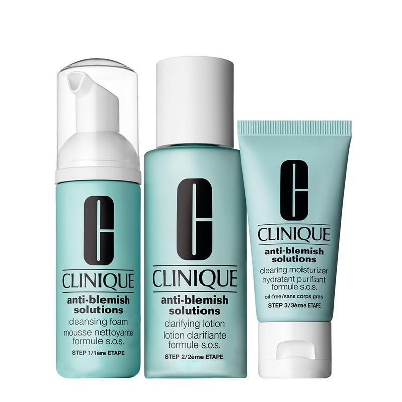 clinique anti blemish 3 step instructions