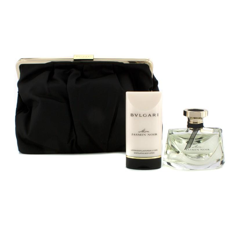bvlgari mon jasmin noir edp bodylotion pouch 75 ml. Black Bedroom Furniture Sets. Home Design Ideas