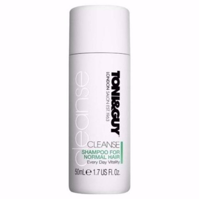 Toni & Guy Cleanse Shampoo Normal Hair Travelsize 50 ml