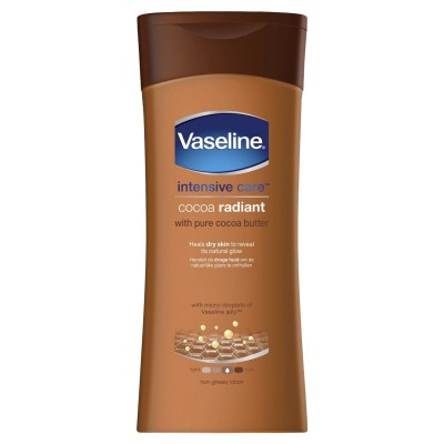Vaseline Intensive Pflegelotion Cocoa Radiant  400 ml