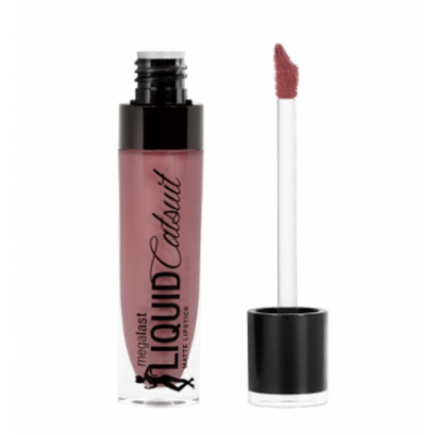 Wet 'n Wild Megalast Liquid Catsuit Matte Lipstick Rebel Rose 6,8 ml