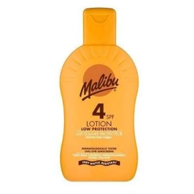 Malibu Sun Lotion SPF4 200 ml