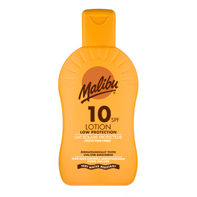 Malibu Sun Lotion SPF10 200 ml