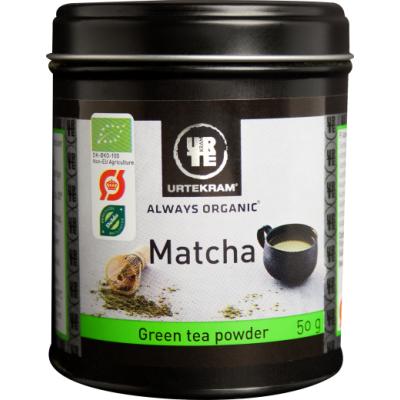 Urtekram Matcha Tea Øko 50 g