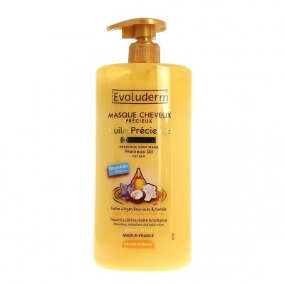 Evoluderm Precious Oils Hair Mask 1000 ml