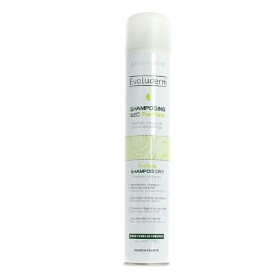 Evoluderm Purifying Dry Shampoo 400 ml