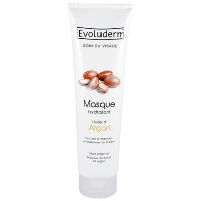 Evoluderm Argan Oil Moisturizing Face Mask 150 ml