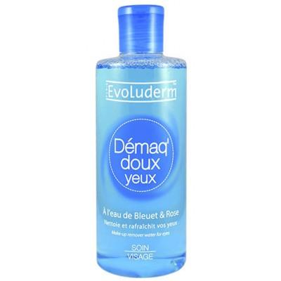 Evoluderm Blue Water Eye Makeup Remover 250 ml