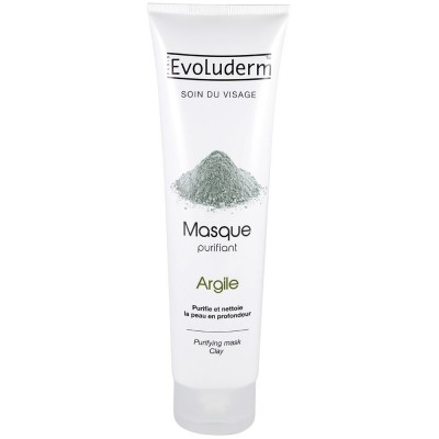 Evoluderm Purifying Clay Face Mask 150 ml