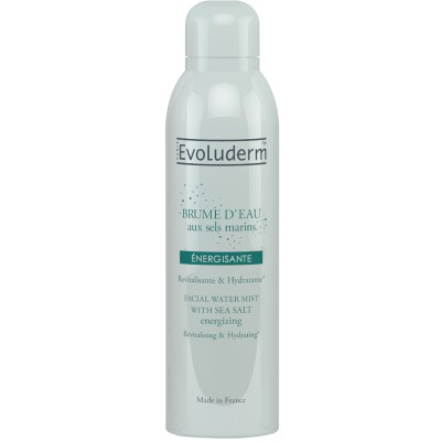 Evoluderm Energizing Facial Water Face Mist 150 ml