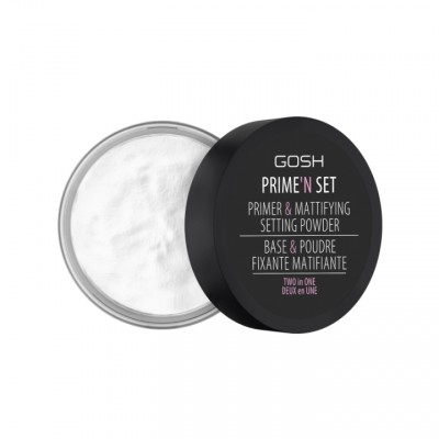 GOSH Primer & Mattifying Setting Powder 7 g