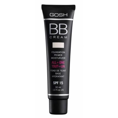 GOSH BB Cream 01 Sand SPF15 30 ml