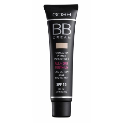 GOSH BB Cream 02 Beige SPF15 30 ml