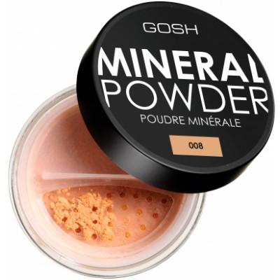 GOSH Mineral Powder 008 Tan 8 g
