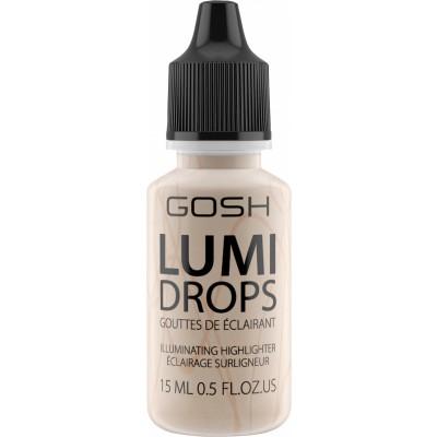 GOSH Lumi Drops 002 Vanilla 15 ml