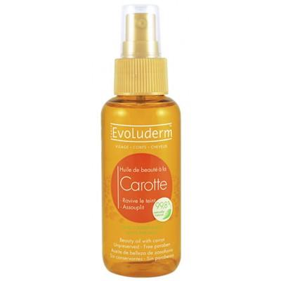 Evoluderm Carrot Beauty Oil 100 ml