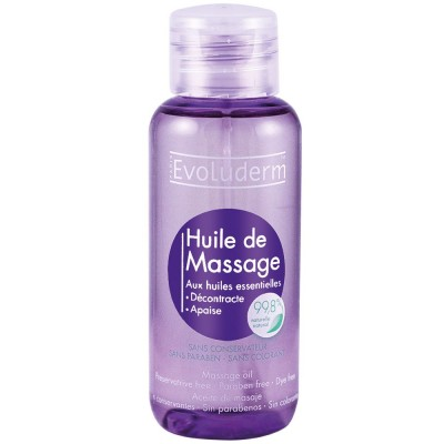 Evoluderm Massage Öl 100 ml