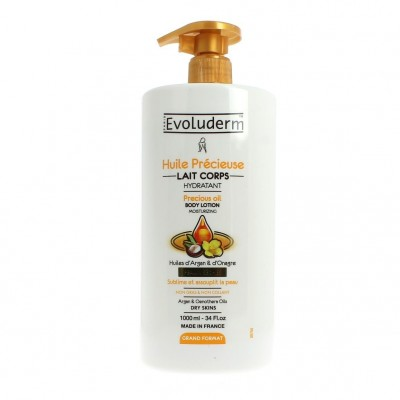 Evoluderm Precious Oils Bodylotion 1000 ml