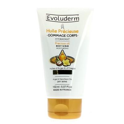 Evoluderm Precious Oils Body Scrub 150 ml