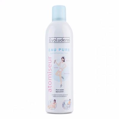 Evoluderm Eau Pure Atomiseur Face Spray 400 ml