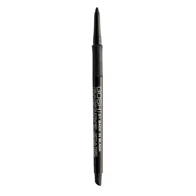 GOSH The Ultimate Eyeliner With A Twist 01 Back In Black 0,4 g