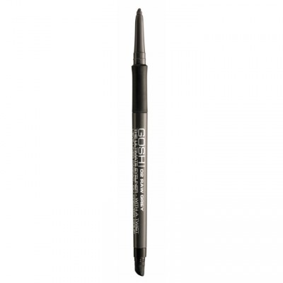GOSH The Ultimate Eyeliner With A Twist 02 Raw Grey 0,4 g