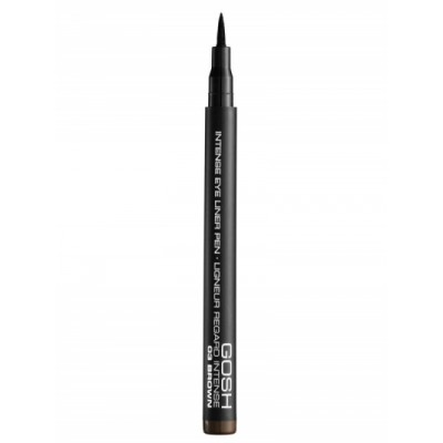GOSH Intense Eye Liner Pen 03 Brown 1 ml