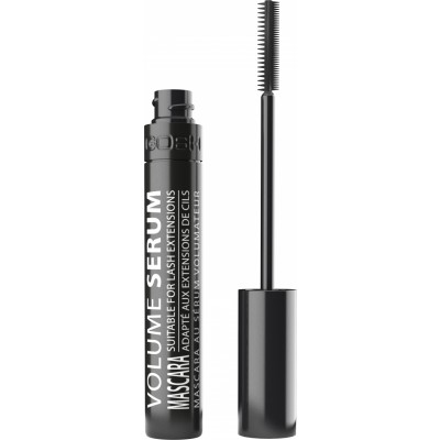 GOSH Volume Serum Mascara 001 Black 10 ml