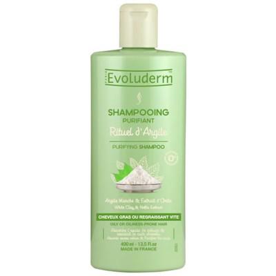 Evoluderm Ritual Tonerde Shampoo 400 ml