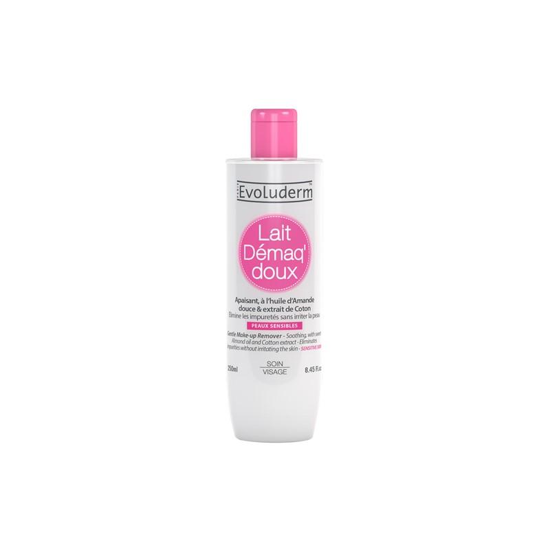 Evoluderm Make Up Remover Sensitive Skin 250 Ml - U00a32.45