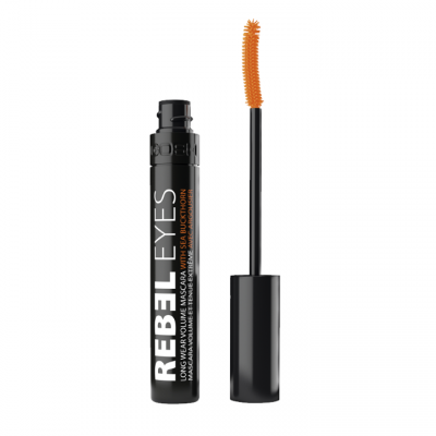 GOSH Rebel Eyes Mascara 001 Black 10 ml