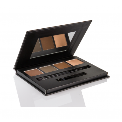 Bellápierre Cosmetics Brow Palette 1 kpl