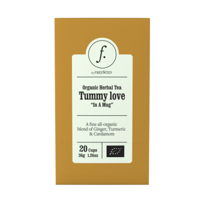 Fredsted Bio Kräutertee Tummy Love 36 g