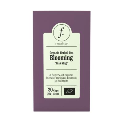 Fredsted Organic Yrttitee Blooming 36 g