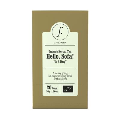 Fredsted Organic Herbal Tea Hello, Sofa! 36 g