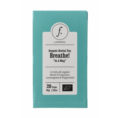 Fredsted Bio Kräutertee Breathe! 36 g